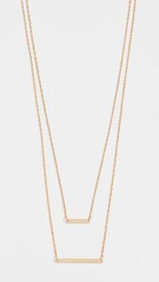 Jennifer Zeuner Jewelry Cynthia Necklace