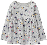 Gymboree Gray Puppy Knit Tunic - Infant & Toddler