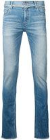 Christian Dada skinny jeans - men - Cotton/Polyurethane - 46