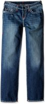 True Religion Big Boys' Ricky Contrast Super T Jeans