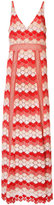 Zac Posen Misty crochet gown - women - Polyester/polyester - 0
