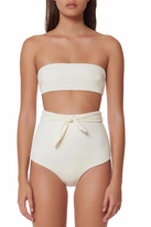 Mara Hoffman Tieback Bikini Top