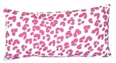 The Well Appointed House Dana Gibson Pink Ocelot Lumbar Pillow