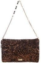 Dolce & Gabbana Miss Charles Sequined Bag