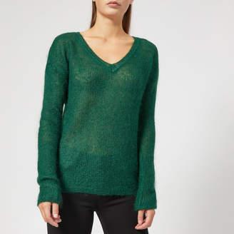 Gestuz Women's Molly V Neck Pullover
