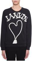 Lanvin Crew-neck Sweatshirt