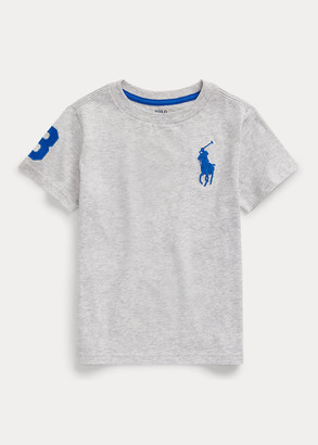 Ralph Lauren Big Pony Cotton Jersey Tee