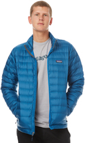 Patagonia Down Sweater Mens Jacket Blue