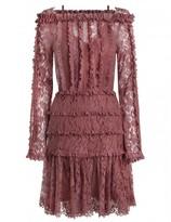 Zimmermann Cavalier Lace Dress