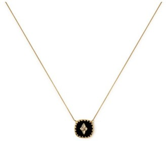 Pascale Monvoisin Pierrot N2 Necklace Black