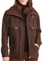 Lauren Ralph Lauren Wool Herringbone Jacket