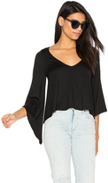 Rachel Pally Jud Top in Black