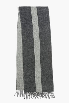 Country Road Stripe Woven Scarf
