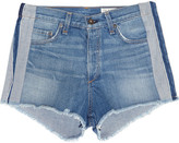 Rag & Bone Marilyn Denim Shorts - Mid denim