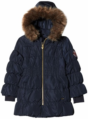 Name It Baby Girls' Nmfmolly Down Jacket Camp
