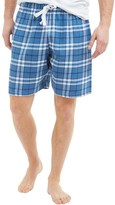 Kangaroo Poo Mens Woven Pyjama Shorts Navy Multi