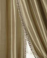 "Sweet Dreams Each 108""L Crystal Palace Imperial Silk Curtain"