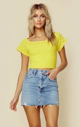 Nightcap Clothing CABO CROP TOP | Sale