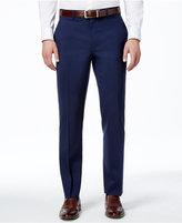 Lauren Ralph Lauren Navy Solid Slim-Fit Pants