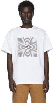 Vyner Articles White Trance Vision T-Shirt