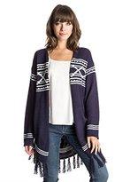 Roxy Junior's False Echoes Cardigan Sweater