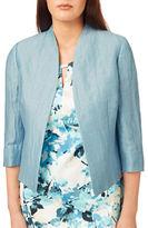 Windsmoor Light Crinkle Three-Quarter Sleeve Jacket