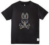 Psycho Bunny Boys' Neon Bunny Tee - Sizes XXS-L