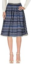 Aglini Knee length skirts