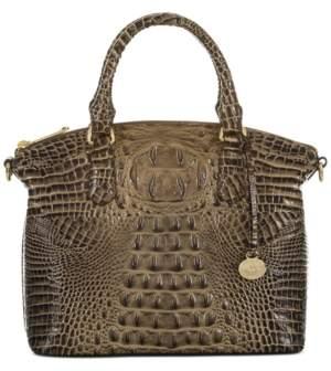 Brahmin Duxbury Melbourne Embossed Leather Satchel