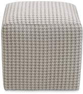 Bloomingdale's Artisan Collection Jax Cube Ottoman
