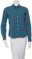 Steven Alan Long Sleeve Button-Up Shirt