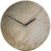 House Doctor - Metro Brown Wall Clock