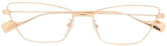 Balenciaga Eyewear Cat-Eye Frame Glasses
