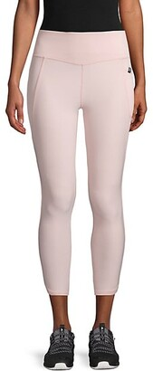 X By Gottex Seamed Cropped Leggings