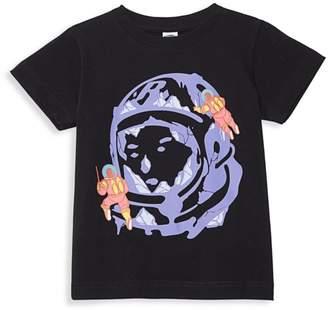 Billionaire Boys Club Little Boy's & Boy's Galactic Scout Lunar Helmet Graphic Tee