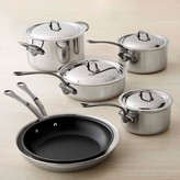 Mauviel M'Cook Onyx 10-Piece Cookware Set