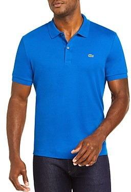 Lacoste Pima Cotton Regular Fit Polo Shirt