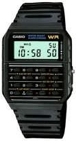Casio Collection Mens Black Calculator Watch Ca-53W-1Er