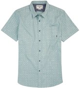 Billabong Men's Metric Short Sleeve Shirt 8145386