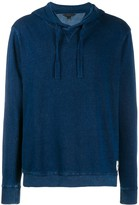John Varvatos loose-fit hoodie