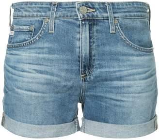 AG Jeans Hailey denim shorts