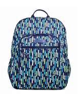 Vera Bradley Katalina Showers Campus Backpack