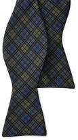 Polo Ralph Lauren Plaid Silk Twill Bow Tie