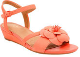 Clarks Parmstella Leather Slingback Sandals