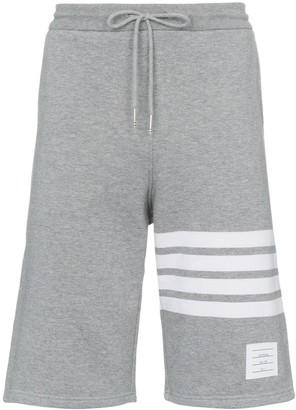 Thom Browne 4-bar Jersey Sweatshorts