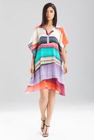 Josie Natori Luminous Waves Dress