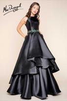 Mac Duggal Ballgowns - 65814 High Neck Gown In Black