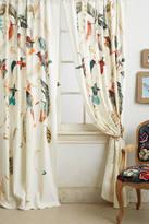 Anthropologie Michelle Morin Nests & Nectar Curtain