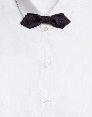 Dolce & Gabbana Silk Satin Bow Ties