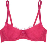 Mimi Holliday Lace plunge bra